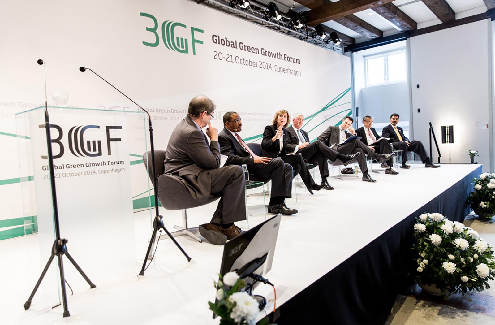 Global Green Growth Forum